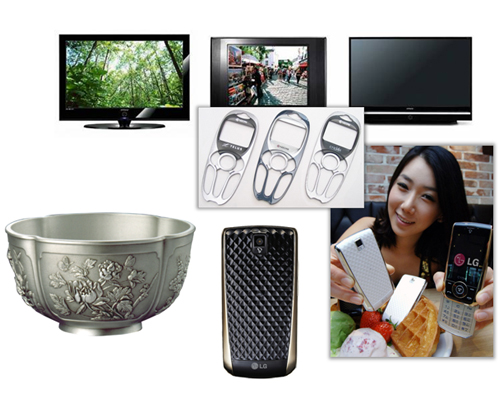 Electronic products 電子電器消費器材
